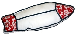 Surfboard Shaped Pillow