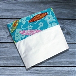 Surfer Girl Blue Sheet Set