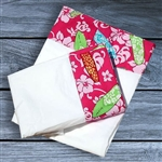 Surfer Girl Hot Pink Sheet Set