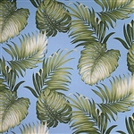 Tropical Royal Fabric by the Yard