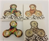 Multi Color Fidget Spinners