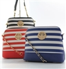 Stripe Cross body