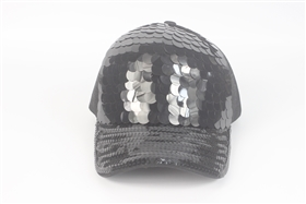 Cotton and PailletteCap C0007