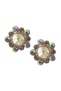 Crystal Earrings E2022