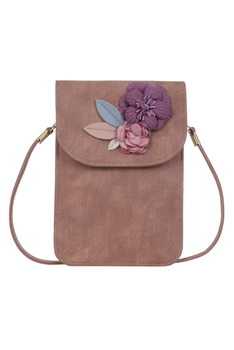 Flower Cotton Handbags HB0523