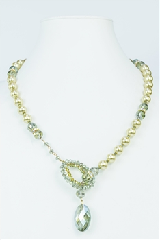 Crystal Necklaces N1580