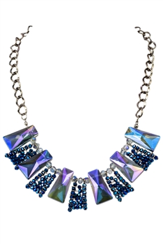 Crystal Pendant Necklaces N1942