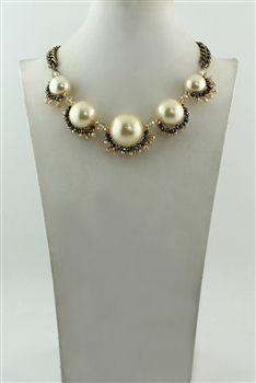 Pearl Necklaces N2079