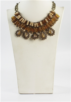 Crystal Bead Necklaces N2125