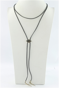 Leather Necklaces N2576