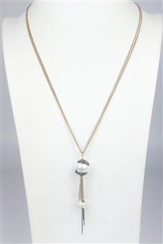Tassel Necklace N2690