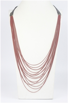 Multi-layer Long Necklace N2701