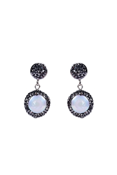 Pearl Earrings E2089