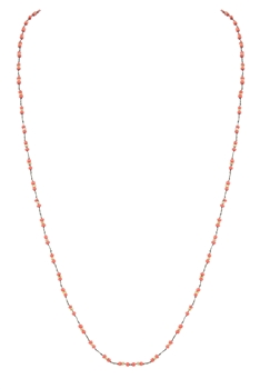 Tiny Beads Necklaces for Pendant N3065