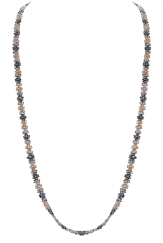 Long Crystal Bead Necklaces N3104
