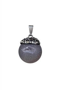 Natural Stone Necklace Pendants P0128