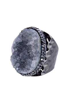 Natural Stone Rings R1402