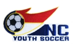 NCYSA Flame Logo Patch
