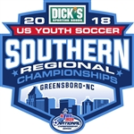 Southern Regionals Weekly Parking Pass