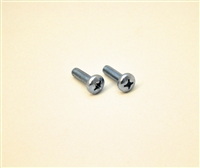 Metric Screw #6 3/4 Phillips Pan Head