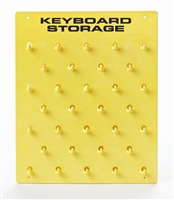 Economical Plastic Keyboard