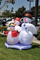 Holiday Inflatable - Snowman