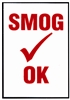 Smog Check Decals