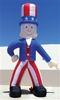 Uncle Sam Inflatable Kit