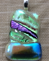 Unique Glass Pendant