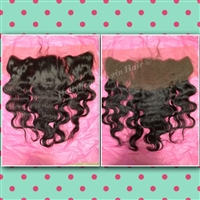 13x4 Natural Wave Frontal