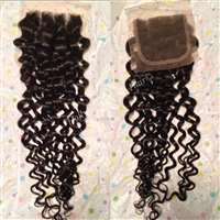 Princess Curl Closure
