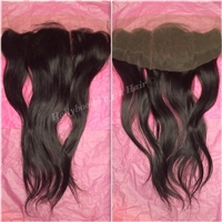 13X4 Straight Hair Frontal