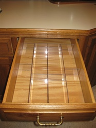 Custom Drawer Organizer and Drawer Insert by Precision Plastic Products, Inc.