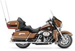 Harley Davidson Ultra Classic Windshield by Precision Plastic Products, Inc.
