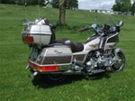 Honda Goldwing 1200 Windshield by Precision Plastic Products, Inc.
