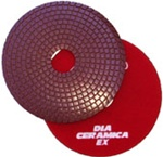 "Alpha 5"" Ceramica EX Polishing Pad"