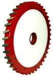 "Mad Max 12""/40mm Silent Milling Wheel"