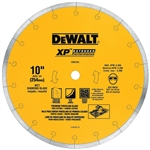 "Dewalt 10"" Premium XP4 Wet Tile Blade"