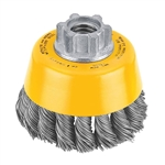 Dewalt Wire Cup Brush DW4910