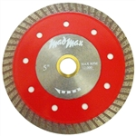 "Mad Max 7"" Thin Rim Porcelain Turbo Blade"