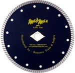 "Mad Max 7"" Atlas Turbo Diamond Blade"