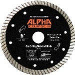 "Alpha 4"" Eclipse II Blade"