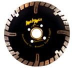"Mad Max 4.5"" Butter Turbo Diamond Blade"