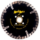 "Mad Max 5"" Butter Turbo Diamond Blade"