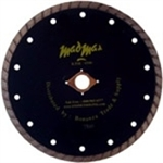"Mad Max 7"" Butter Turbo Diamond Blade"