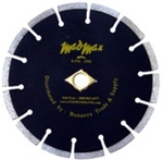 "Mad Max 7"" Standard Segmented Diamond Blade"