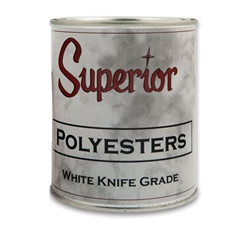 Superior Polyester White Knife Grade