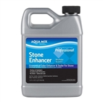 Aqua Mix Stone Enhancer Sealer- Pint / Quart / Gallon- StoneTooling.com