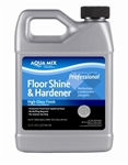 Aqua Mix Floor Shine & Hardener Floor Finish- StoneTooling.com