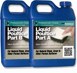 Miracle Sealants Liquid Poultice A&B, Quart